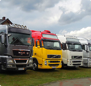 Tractor units Gniezno